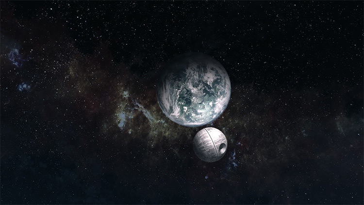 Star Wars Planets for Skyrim