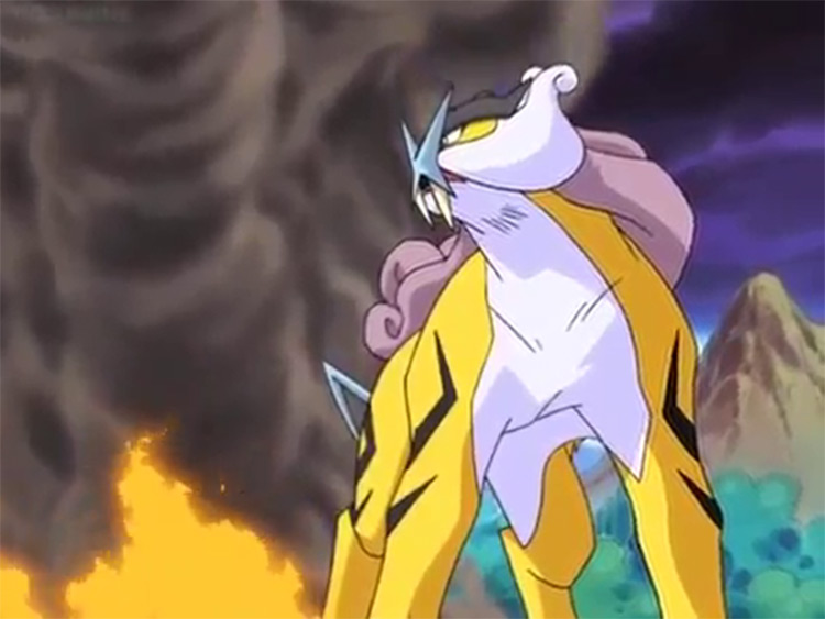 Raikou from the anime