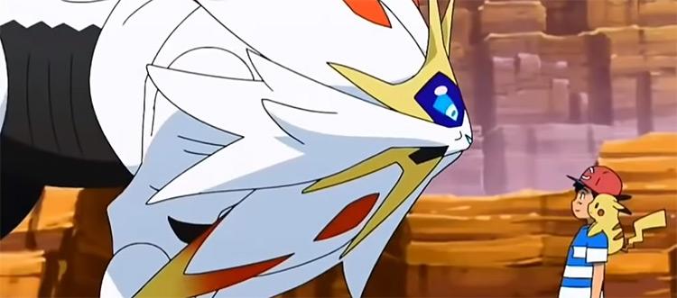 Solgaleo Pokemon