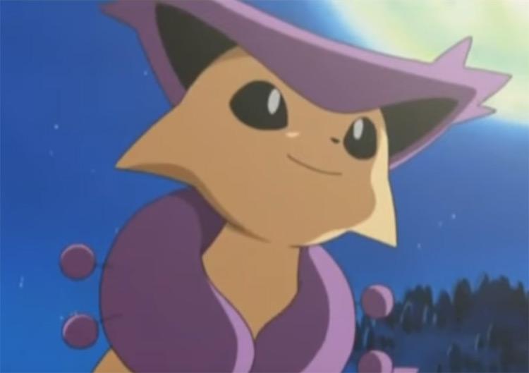 Delcatty in Pokemon anime