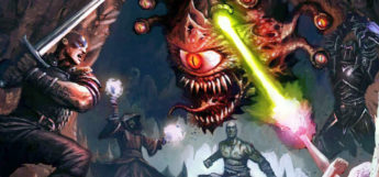 Dungeons & Dragons - Baldurs Gate 2 Box Artwork