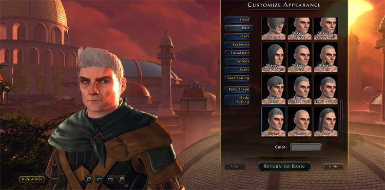 Neverwinter video game screenshot
