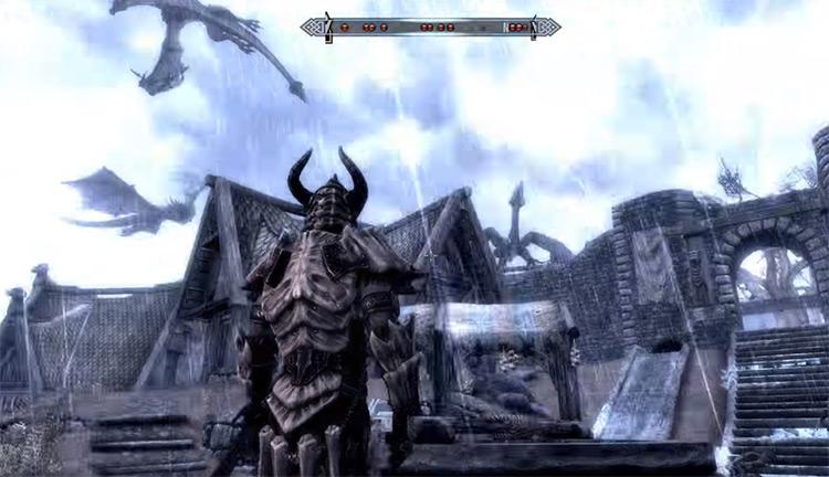Storm Call Skyrim