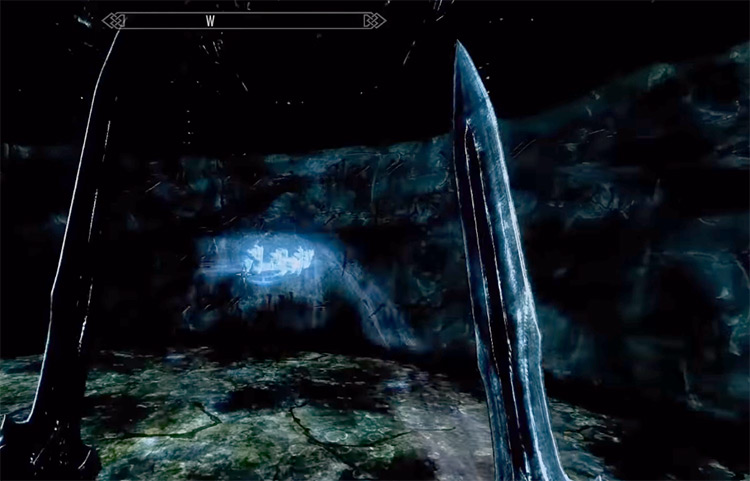 Unrelenting Force in Skyrim